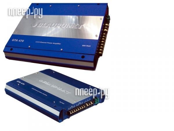 Усилитель Blaupunkt GTA 470.